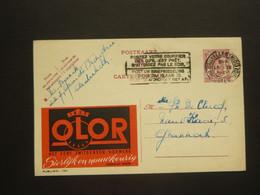 Stempel ( 427 )  Afstempeling  Postwaardestuk   Entier Postal    Publibel - Publibels