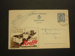 Stempel ( 428 )  Afstempeling  Postwaardestuk   Entier Postal    Publibel - Publibels