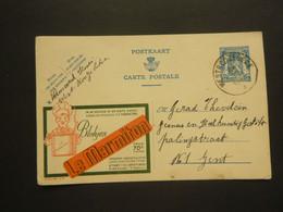 Stempel ( 429 )  Afstempeling  Postwaardestuk   Entier Postal    Publibel - Publibels