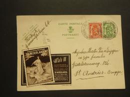Stempel ( 432 )  Afstempeling  Postwaardestuk   Entier Postal    Publibel - Publibels