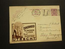 Stempel ( 433 )  Afstempeling  Postwaardestuk   Entier Postal    Publibel - Publibels