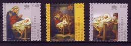 VATIKAN MI-NR. 1597-1599 POSTFRISCH(MINT) WEIHNACHTEN 2007 - Nuevos