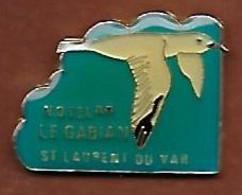 @@ Hotel Le Gabian Mouette Saint Laurent Du Var PACA (1.9x2.4) @@vi03a - Städte