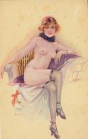 Thematiques Fantaisie Sexy Illustrateur Suzanne Meunier Dans Le Demi Monde - Meunier, S.