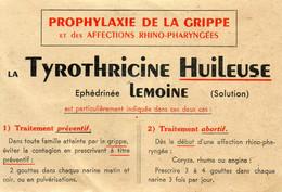 - PROPHYLAXIE DE LA GRIPPE Et DES AFFECTIONS RHINO-PHARYNGEES - - Salud