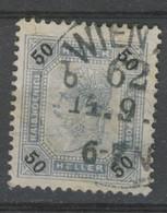 ÖSTERREICH 1901: Mi 95 B, 13 : 13 1/2, O - KOSTENLOSER VERSAND AB 10 EURO - Used Stamps