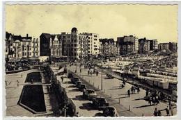 KNOKKE - Albert Strand - La Plage - Het Strand - Knokke