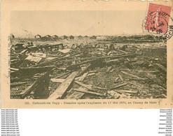 WW PARIS VII. Cartoucherie Rapp Désastre Après L'explosion Du 17 Mai 1971 - Paris (07)