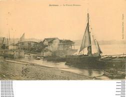 WW 33 BORDEAUX. Ponton Dumeau - Bordeaux