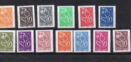 T - Série-    Marianne De Lamouche  - - Unused Stamps