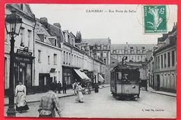 CP 59 CAMBRAI TRAMWAYS LIGNE 14 PORTE DE SELLES - Sonstige