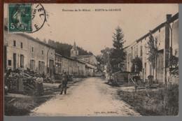 55 - KŒUR-la-GRANDE - Environs De Saint-Mihiel - Animée (matériel Agricole) - Autres Communes
