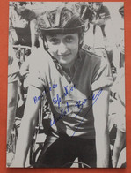 Cyclisme : Chantal Brocca  En 1985 , Avec Autographe - Ciclismo