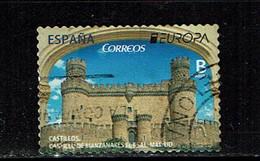 SPANJE   GESTEMPELD   Y.T. NR° 4859 - 2011-... Oblitérés