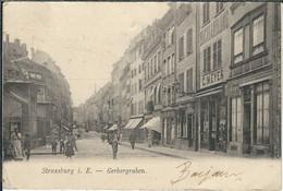 BAS-RHIN : Strasbourg, Gerbergraben - Strasbourg
