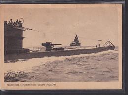 B69 /   Wehrmacht Marine U-Boot Gegen England 1942 - Guerra 1939-45