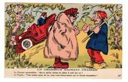 HUMOUR - Un Chasseur Sachant Chasser - Humor