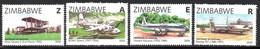 Zimbabwe - 2020 Centenary Of Aviation Set (**) - Vliegtuigen