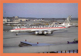A308 / 117 African Safari DC Franckfort ( Avion - Coll Vilain 600 Ex. ) - Unclassified