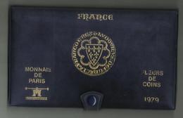 COFFRET VIDE FDC 1979 . - Z. FDC