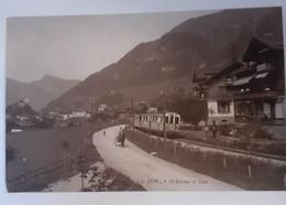 Suisse à Chateau D'Oex Tramway - Unclassified