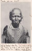 AT19 Ethnic - Masai Girl - Undivided Back - África