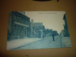 Carte Postale Hauts De Seine Maretz Rue Du Marechal Gallieni Animée - Non Classificati
