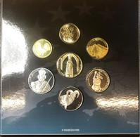 ANDORRA 2013 Last International Coin Set - Andorra