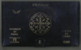 COFFRET VIDE FDC 1980 . AILES  . - Z. FDC