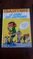 GASTON LAGAFFE LE GANG DES GAFFEURS N°12 - Other