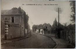 Lormaye - Rue Du Chemin Neuf - Otros Municipios