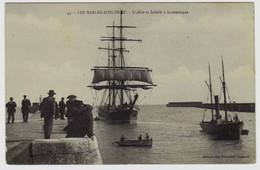 43 - LES SABLES D'OLONNE - L'Alice Et Isabelle à La Remorque - Sables D'Olonne