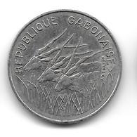 Gabon. 100 Francs 1972 (913) - Gabon