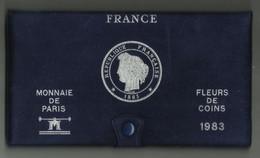 COFFRET VIDE FDC 1983 . - Z. FDC