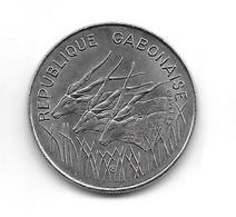Gabon. 100 Francs 1977 (613) - Gabon