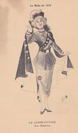 Illustrateur RENE - LA MODE EN 1915 - LA GARDE CIVIQUE- Nos Médecins - (lot Pat 125/1) - Otros Ilustradores