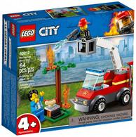 Lego City - L'EXTINCTION DU BARBECUE Burn Out Réf. 60212 Neuf - Zonder Classificatie