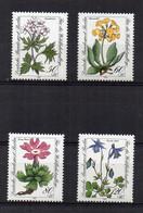 1983  BERLIN Mi N°  703/706 **  MNH -  NEUF -  POSTFRISCH - Unused Stamps