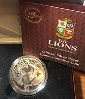 NUOVA Zelanda New Zealand 2005 1 $ Dollar Proof The Lions Only 5000 Pcs - New Zealand