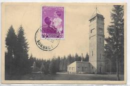 [ LIE 2 ]  Sourbrot  --   (  4  )  L'Observatoire Du Tourisme - Waimes - Weismes