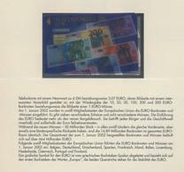 GERMANY EURO BANK NOTES PHONECARD - Francobolli & Monete