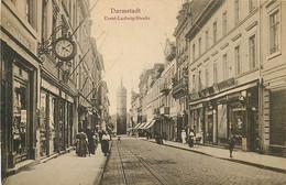 ALLEMAGNE , Darmstadt , Ernst-Ludwig-strass , *  455 49 - Darmstadt