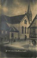 ALLEMAGNE , Gruss Aus Schifferstadt ,  , Carte Photo , *  455 55 - Schifferstadt