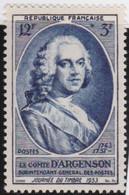 France  >  Y&T  .     942     .     **     .    Neuf SANS Charnière   .   /   .   MNH - Unused Stamps
