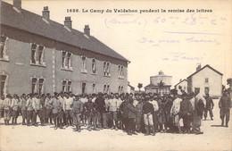25 DOUBS La Remise Des Lettres Aux Soldats Au Camp De VALDAHON - Altri Comuni
