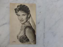 Gina Lollobrigida, Belle CP Photo Vintage,  Ref 2246 ; Ref CP04 - Artistes