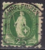 Suisse N° 82 - Usati