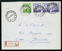 Doc. De NEERHEYLISSEM - A A - Du 24/12/69  En Rec. ( E ) - Landpost (Ruralpost)