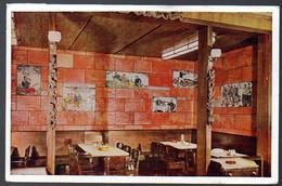 Alte Postkarte, Sachsen, DRESDEN, Bärenschänke, Liederhalle, Sgrafitto Keramik, Gelaufen 1942 - Dresden
