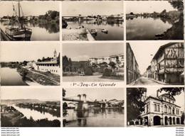 D33  STE- FOY- LA- GRANDE  Bord De La Dordogne- Le Pont Suspendu  ..... - Other Municipalities